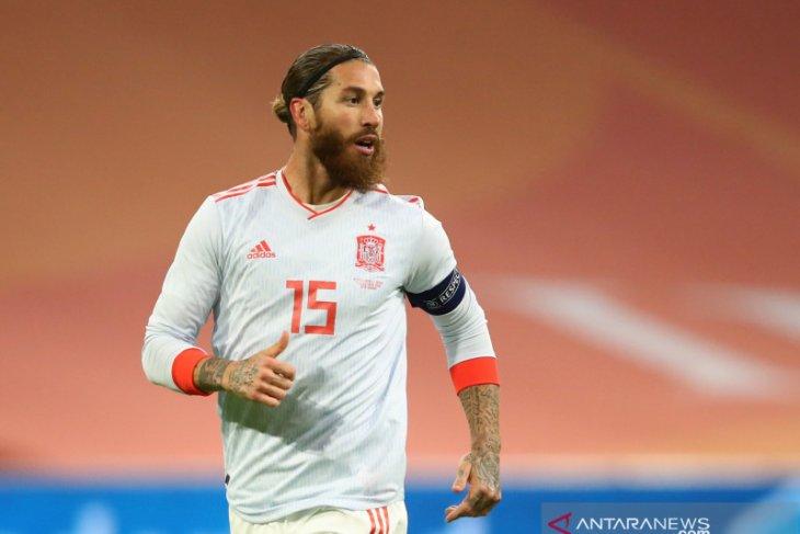UEFA Nations League: Luis Enrique bela Ramos usai gagal eksekusi dua penalti
