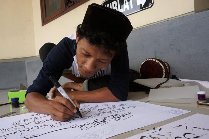 Ratusan santri di Kediri ikuti seleksi pengajar