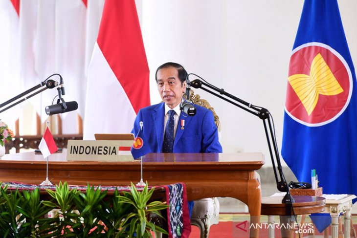 Jokowi emphesizes UN's role in facilitating vaccine access for all