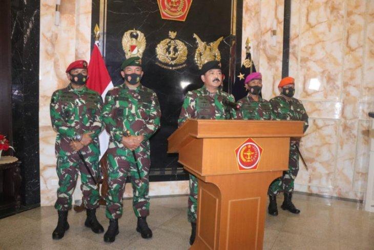 Panglima TNI mengingatkan masyarakat untuk terus menjaga persatuan dan kesatuan