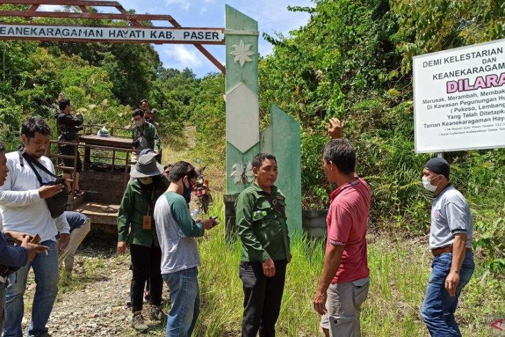 Desa Modang Sepakat Lindungi 1.600 Hektare Kawasan Berhutan Dukung FCPF Carbon Fund