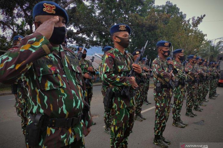 Papua Barat dapat tambahan 500 personel Brimob amankan Pilkada