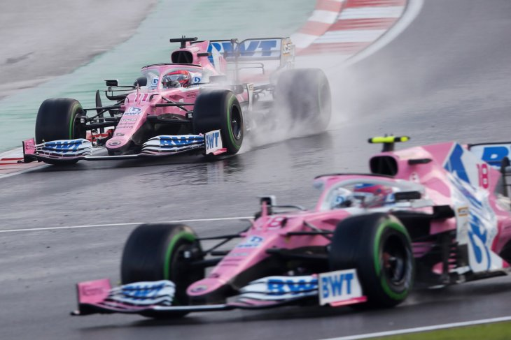 Stroll pole position GP Turki, duet McLaren kena penalti