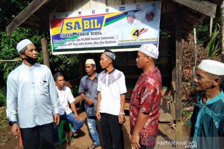 Bertemu SABIL, warga Gunung Tau Raya Mangunang ingin perbaikan jalan dan listrik