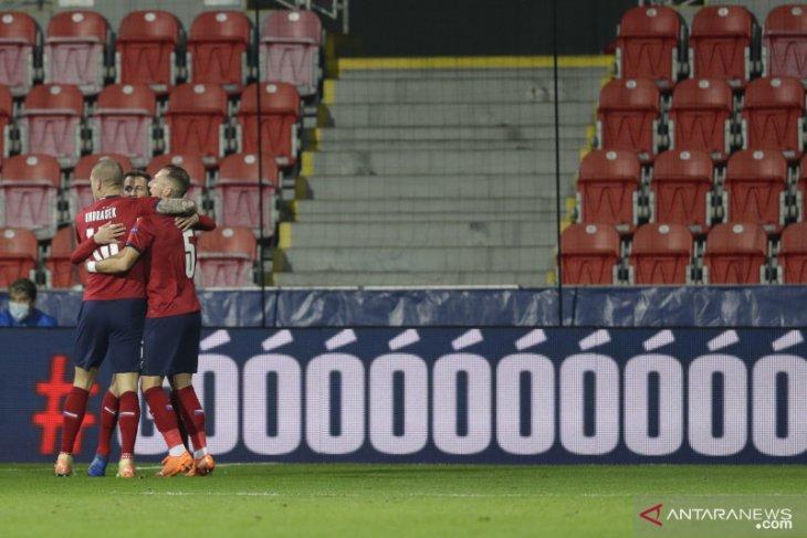 Vladimir Darida mengunci kemenangan 1-0 Ceko atas Israel
