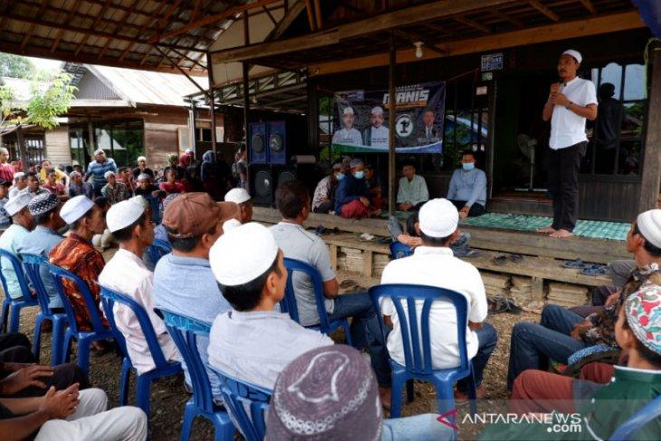 Saidi-Habib Idrus siapkan program pinjaman usaha bunga nol persen