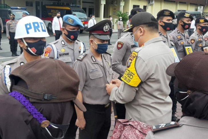 Kapolrestabes Medan pecat delapan personel