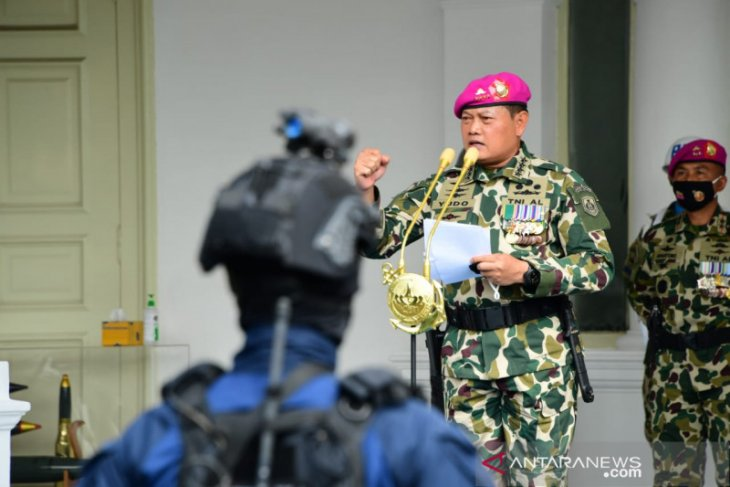 Kasal: Korps Marinir selalu diandalkan mengemban tugas
