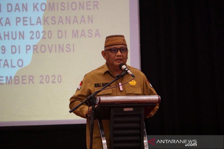 Gubernur Gorontalo dukung Gerakan Nasional Perekaman KTP-el