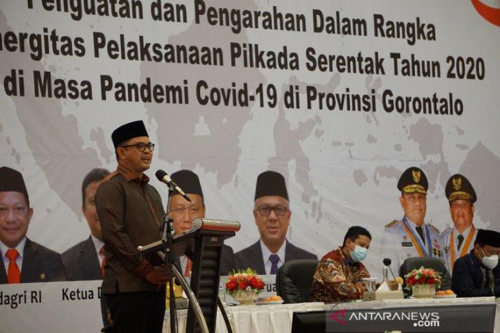 KPU RI apresiasi Gorontalo targetkan partisipasi pemilu hingga 85 persen