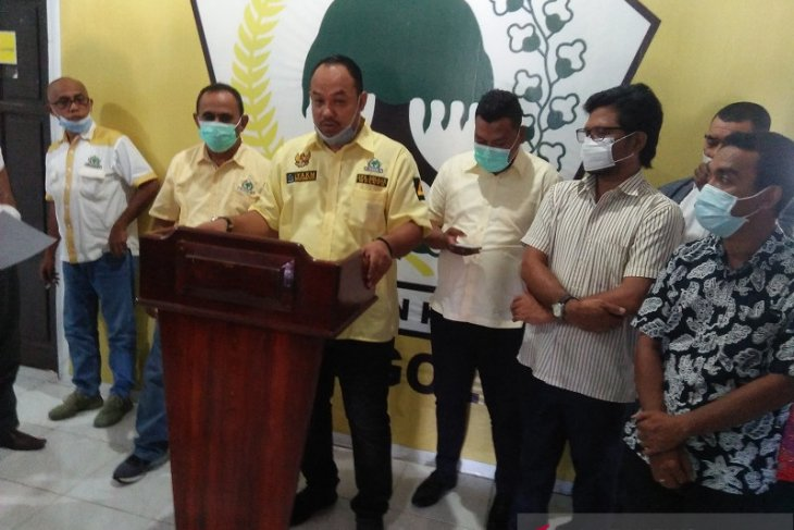 Wakil Ketua OKK DPD Golkar Maluku kaget bocoran Rakornis dipublikasi
