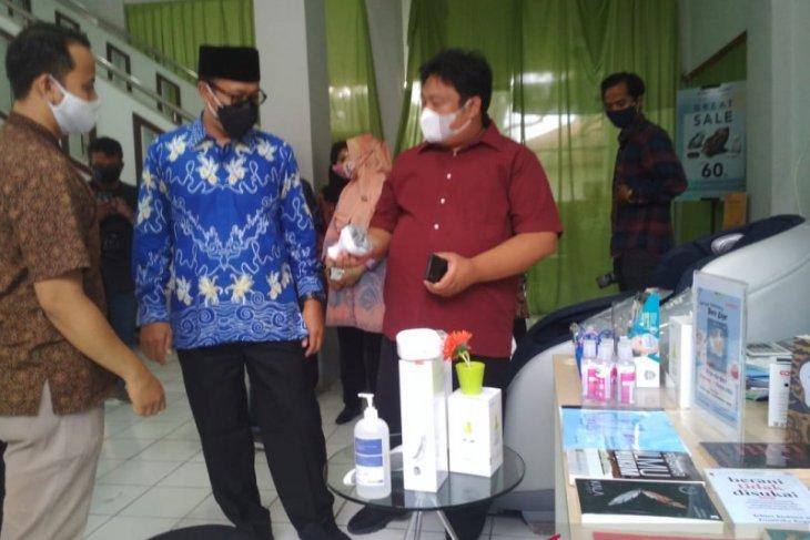 Perekonomian masyarakat Kota Sukabumi diklaim kembali meningkat