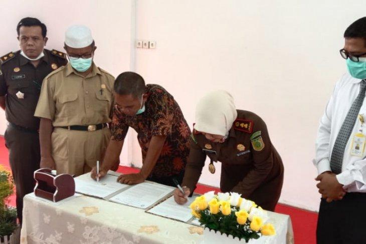 Pemkab-Jaksa Abdya teken MoU bantuan hukum