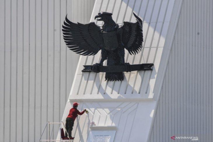 Mantan Gubernur Lemhannas Letjen Purn Sayidiman tutup usia