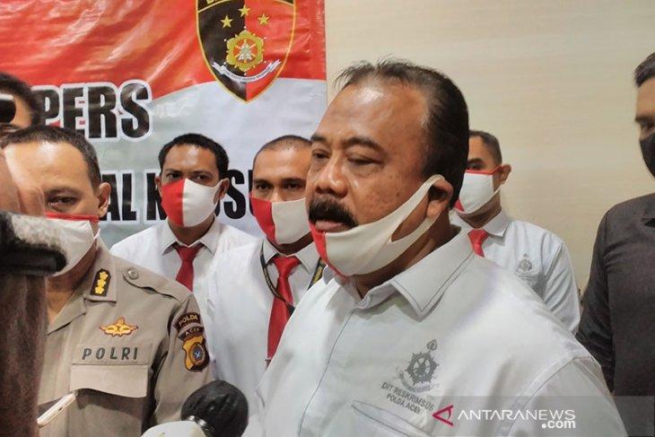 Sebar ujaran kebencian, polisi tangkap mantan petinggi ormas di Aceh