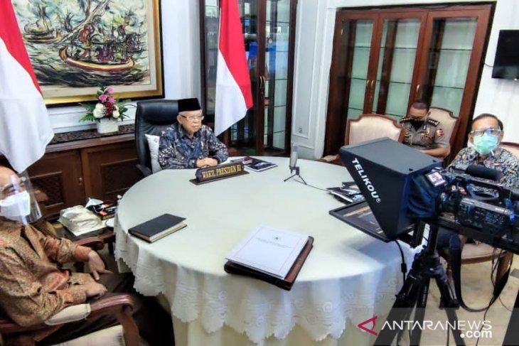 Hope more Indonesian halal products enter global market: VP Amin