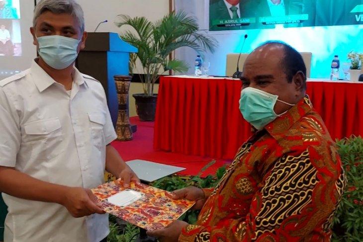 PPP apresiasi Walikota hibahkan tanah sekretariat DPC Sorong