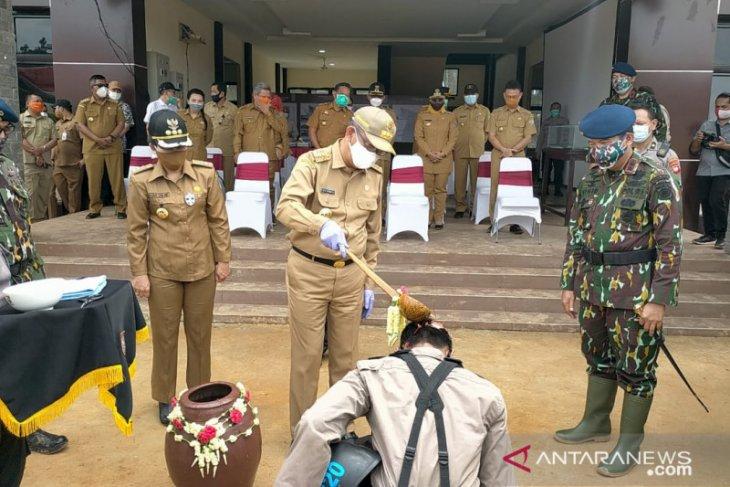 260 Calon Bintara Polri ikuti pendidikan di SPN di Kota Singkawang