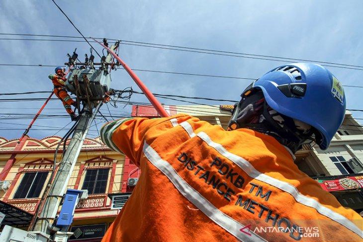 Pasokan listrik di Kayong Utara diperkirakan aman selama Ramadhan