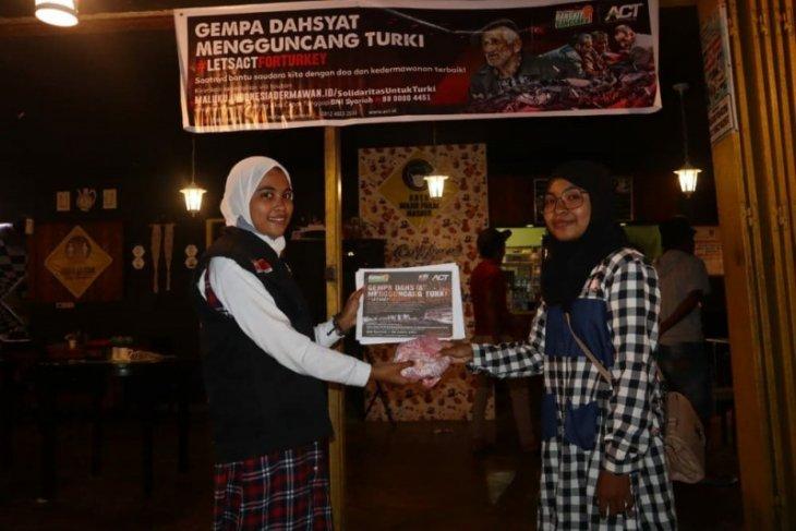 ACT - MRI Maluku gelar konser amal Maluku Peduli Gempa Turki