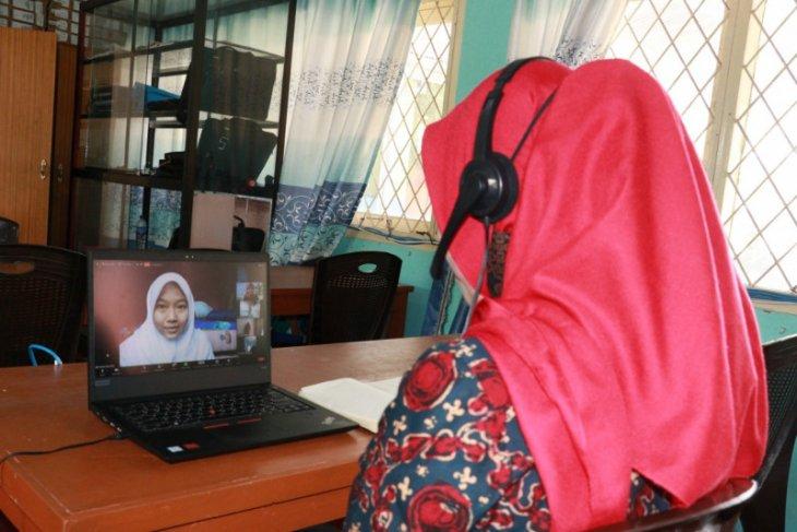 Sebulan ke depan, pelajar Kota Jambi masih belajar dari rumah
