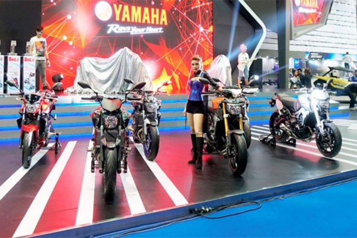 Dampak pandemi, laba penjualan Yamaha jatuh 47 persen di Indonesia