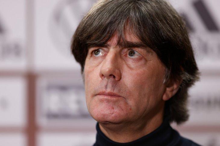 Direktur Timnas Jerman tetap dukung Joachim Low usai dibantai Spanyol 6-0