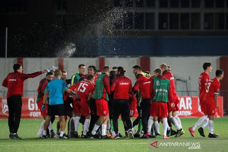 Nations League - Gibraltar dan Kep. Faroe raih tiket promosi ke Divisi C