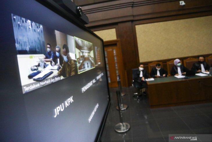 Maqdir: Saksi tak bisa buktikan keterlibatan Nurhadi dan Rezky