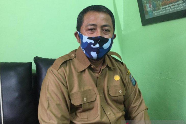 155 pasien COVID-19 di Bangka Tengah sudah sembuh