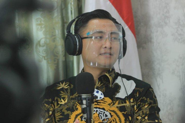 Wagub Banten Andika Hazrumy dorong anak muda geluti pertanian