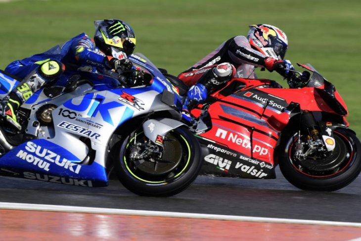 MotoGP: Menuju GP Portugal, akankah Suzuki sapu bersih tiga mahkota?