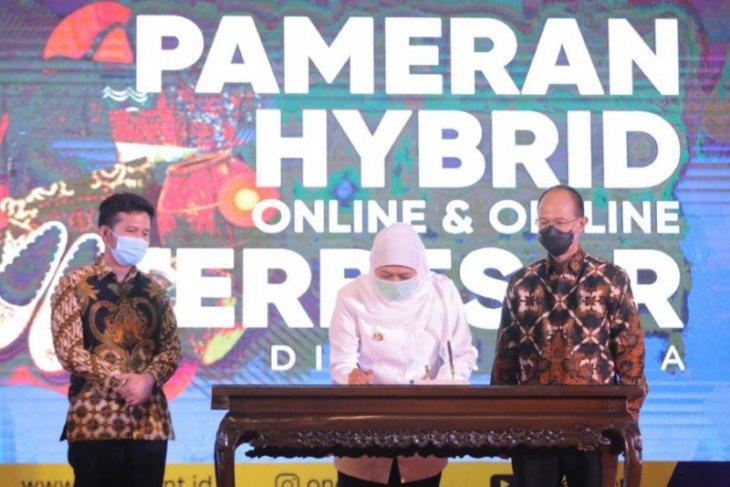 Khofifah: Pameran produk buatan Indonesia tingkatkan edukasi masyarakat