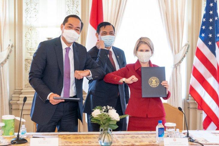 RI-AS sepakati pendanaan infrastruktur-perdagangan 750 juta dolar