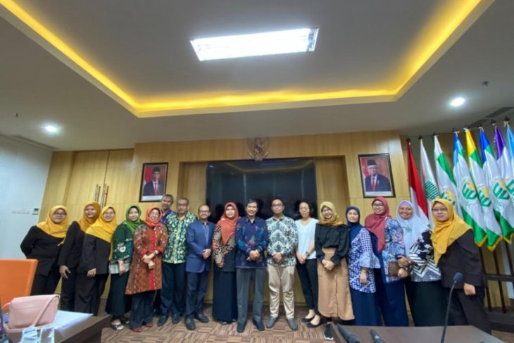 Unusa terima bantuan dari The Japan Foundation