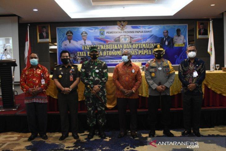 Gubernur Dominggus: Pemerintah serius lakukan percepatan pembangunan Papua