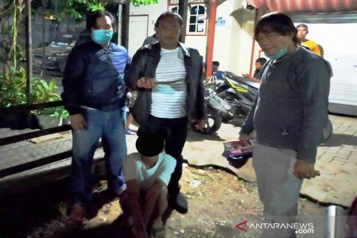 Kurang dari 24 jam napi asimilasi pelaku pengeroyokan ditangkap polisi