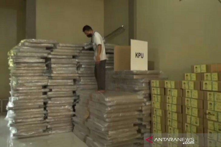 Logistik surat suara dan bilik sudah tiba di HSU