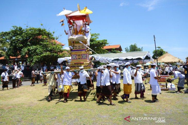 Badung adakan upacara Ngaben Tikus untuk bersihkan hama pertanian