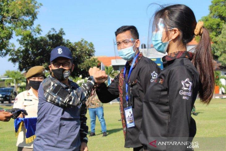 BI Bali gandeng TNI AL didik jiwa kepemimpinan mahasiswa GenBI