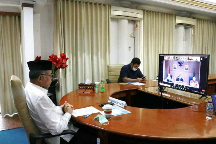 Gubernur Aceh Usul Konektivitas Bisnis dan ekonomi Halal di IMT-GT