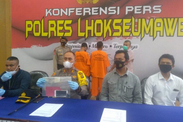 Dua penjambret mahasiswi di Lhokseumawe ditangkap, ini motifnya