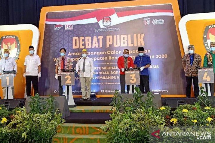 Darwis - Rizal targetkan Kabupaten Bengkayang jadi kabupaten paling toleransi