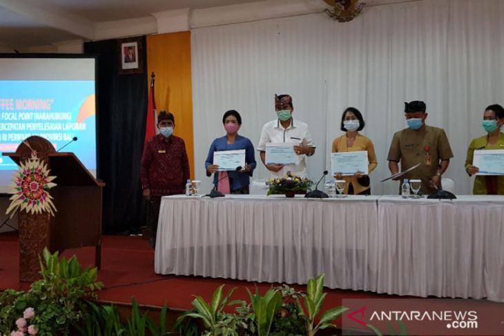 Ombudsman bertemu inspektur se-Bali pastikan ASN netral di Pilkada