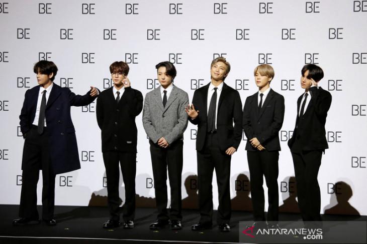BTS resmi rilis album