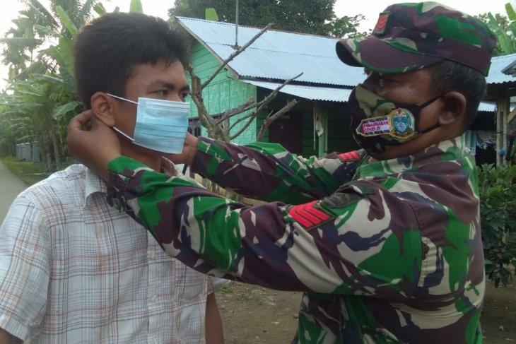 Bekangdam I/BB operasi pendisiplinan prokes di Binjai