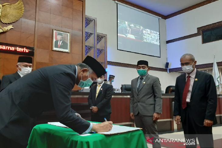 Gubernur dan DPRA sepakat anggaran 2021 dibahas bersama