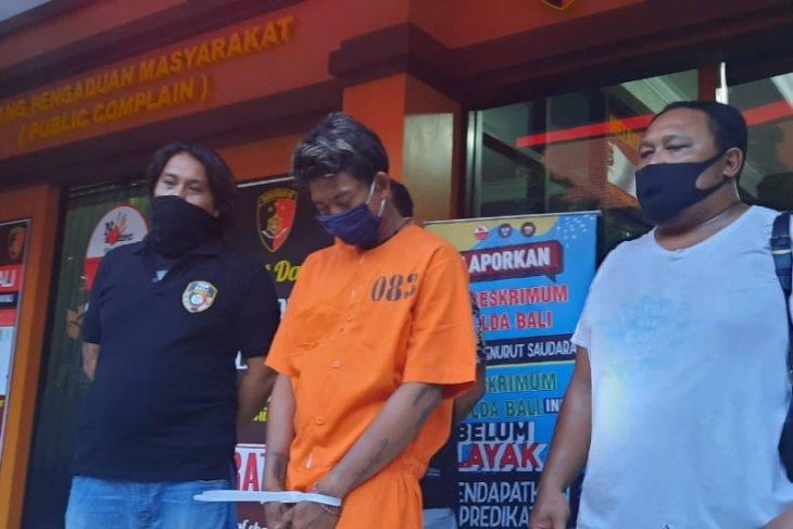 Polda Bali tangkap pelaku curas diduga bersenpi di SPBU