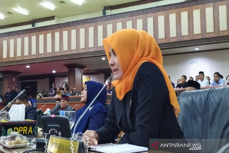 Darwati A Gani: Perempuan Aceh harus berada di jabatan publik
