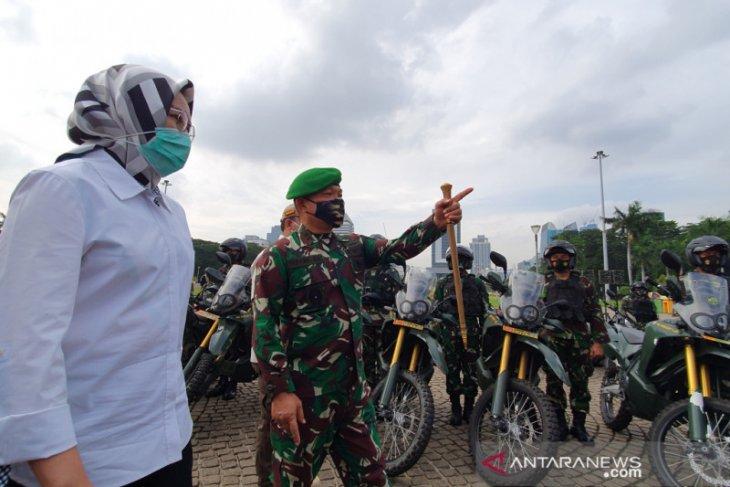 Pangdam Jaya sebut jika perlu bubarkan FPI